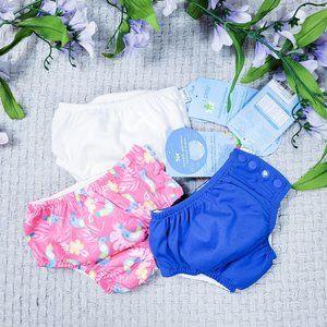 iplay padded reusable swim diapers